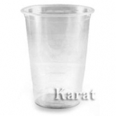 Karat - Plastic Cold Cup, 10 oz Clear