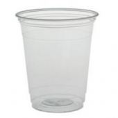 Solo - Cup, 12-14 oz Clear Plastic Cold Cup