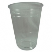 Karat - Plastic Cold Cup, 16 oz Clear
