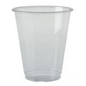 Solo - Cup, 7 oz Clear Plastic Cold Cup