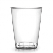 Fineline Settings - Savvi Serve Tumbler, 12 oz Clear Plastic