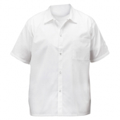 Winco - Chef Shirt, White, Large