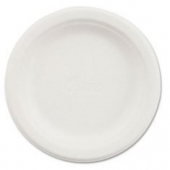 "Chinet Plate, 6"" Vacate White"