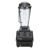 Vitamix - Commercial Food Blender, 64 oz  with Clear Plastic Jar, 9x20.3x8