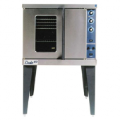 "Duke - Convection Oven, 43.5x38x60 Single Section Deep Depth, Etlectric with 27"" Legs and Casters"