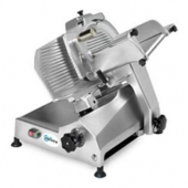 "Univex - Manual Slicer, Heavy-Medium Duty with 12"" Precision German Hollow Ground Slicing Blade, Sol"
