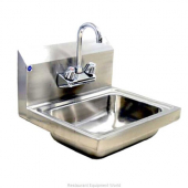 Blue Air - Hand Sink with Lead Free Faucet, 17x15x14