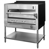 "Montague Company - Legend Overfired Broiler, 36"" Heavy-Duty Free-Standing Modular"