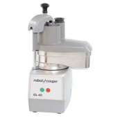 Robot Coupe - Food Processor, Vegetable Preparation Machine with 425 rpm Single Speed, Stainless Ste