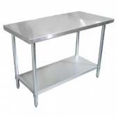 Blue Air - Work Table, 24x36x34 Stainless Steel