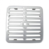 GSW - Top Grate, Full Size, 9.375x9.375 Cast Iron
