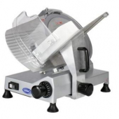 "General - Economy Slicer, 12"" Smooth Blade, Gravity Feed, Cast Aluminum Body"