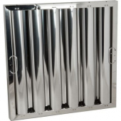 FMP - Hood Filter, 20x20 Stainless Steel Flame Guard Exhaust