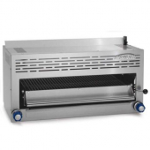 Imperial - Salamander Broiler, 36x17.75x17.25 Stainless Steel Exterior with Infra-Red Burners, Count