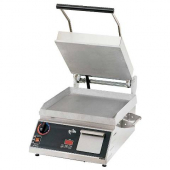 "Star - Pro-Max Smooth Panini Grill, 14"" 120v"