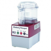 Robot Coupe - Food Processor, 3 Quart with Clear Plastic Bowl and S Blade Attachment, 3 Button Contr