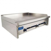 "Stratus - Manual Griddle, 24"" Wide Countertop Gas"