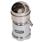 Uniworld - Citrus Juicer, 1/4 HP Stainless Steel, 8.5x8.5x16