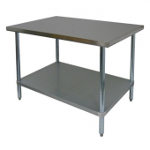 "GSW - Work Table, Premium 24""x60""x35"" Stainless Steel"
