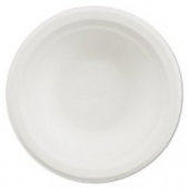 Chinet Bowl, 12 oz White, Vital