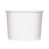 Karat - Hot/Cold Paper Food Container, 10 oz White