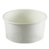 Karat - Hot/Cold Paper Food Container, 24 oz White