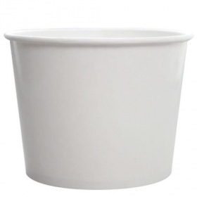 Karat - Hot/Cold Paper Food Container, 32 oz White