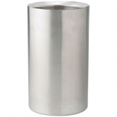 Winco - Wine Cooler, Double Wall Stainless Steel