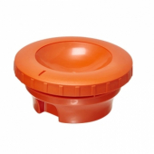 Wilbur Curtis - Drip-Thru Lid for TLXP, Decaf Orange