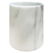 Winco - Wine Cooler, 4.5Dx7H White Marble