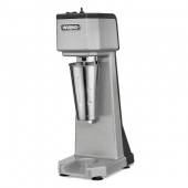 Waring - Drink Mixer, Heavy-Duty Single-Spindle with 3-Speed Switch, 7x20x11