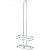 Winco - Cruet Rack for 8 oz Square Oil Bottles, Chrome Plated