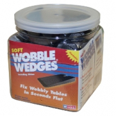 Wobble Wedges, Black