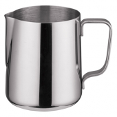 Winco - Frothing Pitcher, 14 oz Stainless Steel
