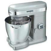 Waring - Stand Mixer, 7 Qt Stainless Steel, Heavy Duty